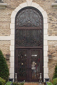 Exceptionnel Raleigh Door Center (RDC) Is A Supplier Of Wrought Iron Entries, Steel Doors  And Windows, And Custom Wood Entries Of The Highest Quality.